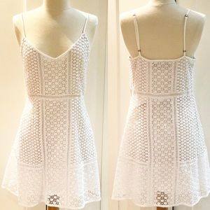 ABERCROMBIE & FITCH Lace Summer Dress